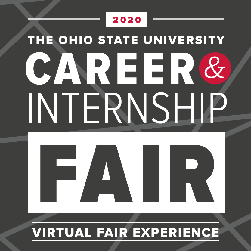 The 2020 Virtual Fall Career and Internship Fair is now over. Stay tuned for updates about the 2021 fair.